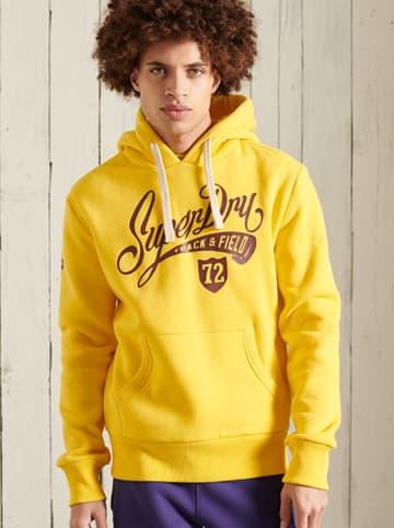 "Superdry Sweatshirt ""Collegiate"" geel"