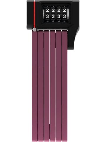 ABUS Zamek składany w kolorze różowym - dł. 80 cm