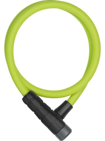 ABUS Zamek kablowy w kolorze zielonym - dł. 85 cm