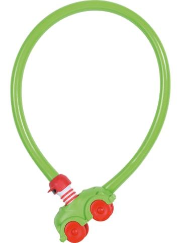 ABUS Zamek kablowy w kolorze zielonym - dł. 55 cm