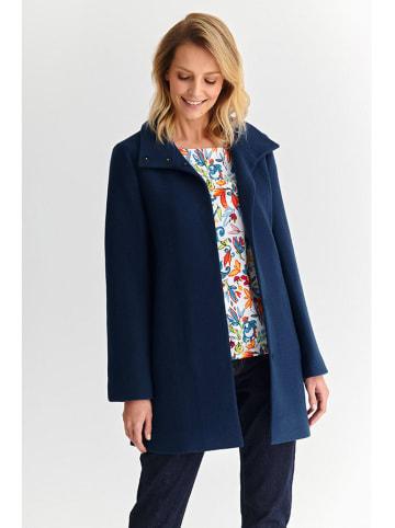TATUUM Płaszcz w kolorze niebieskim