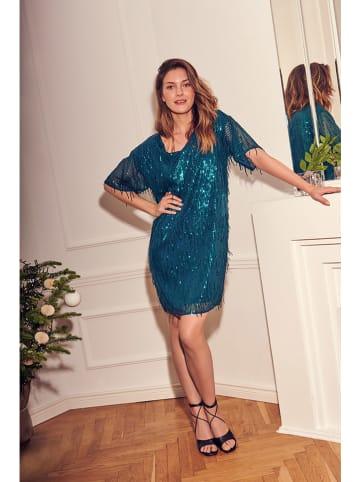 TATUUM Sukienka w kolorze morskim