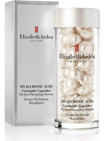 """Elizabeth Arden Gesichtsserum-Kapseln """"Hyaluronic Acid Ceramide Hydra-Plumping"""", 60 Stück"""