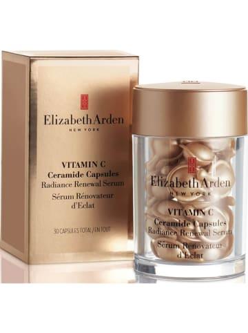 """Elizabeth Arden Gesichtsserum-Kapseln """"Vitamin C Ceramide"""", 30 Stück"""