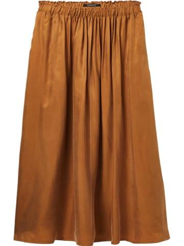 Scotch & Soda Spódnica w kolorze brązowym