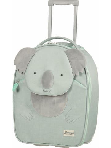 "Sammies by Samsonite Softcase-trolley ""Koala Kody"" mintgroen - (B)36 x (H)45 x (D)18 cm"