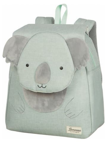 """Sammies by Samsonite Plecak """"Koala Kody"""" w kolorze miętowym - 24,5 x 28,5 x 14 cm"""