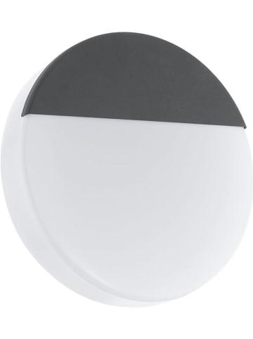 EGLO Zewnętrzna lampa LED w kolorze biało-antracytowym - Ø 25 cm