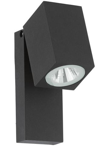 """EGLO Zewnętrzna lampa LED """"Procchio"""" w kolorze antracytowym - 7 x 17 cm"""