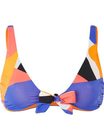 """O'Neill Biustonosz bikini """"Elbaa"""" ze wzorem"""