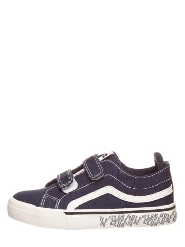 U.S. Golf CLUB junior Sneakers donkerblauw