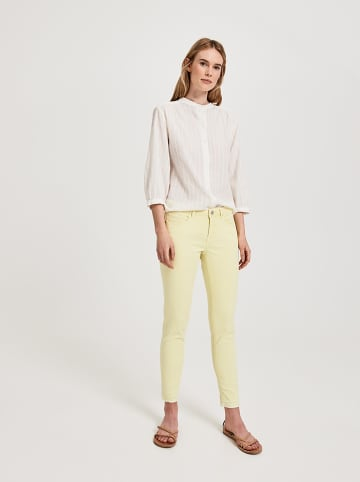 """OPUS Jeans """"Elma"""" - Skinny fit - in Gelb"""