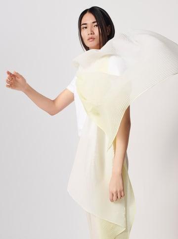"Someday Sjaal ""Bahia"" geel - (L)80 x (B)240 cm"