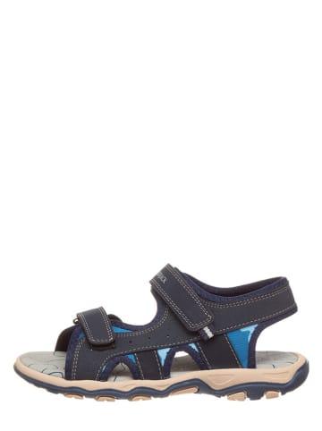Lumberjack Sandalen donkerblauw