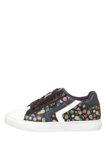 Xti Sneakersy w kolorze czarnym