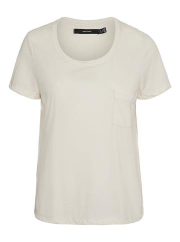 """Vero Moda Shirt """"DIANA"""" in Beige"""