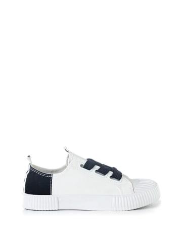 Musk Sneakersy w kolorze biało-czarnym