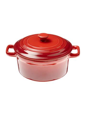 Tognana Garnek w kolorze czerwonym do zapiekania - (S)17 x (W)9,5 x (G)15 cm