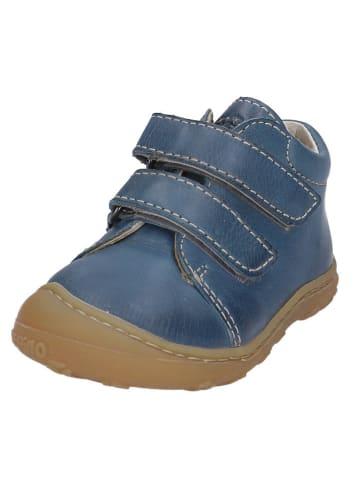"PEPINO Leder-Sneakers ""Chrisy"" in Blau"