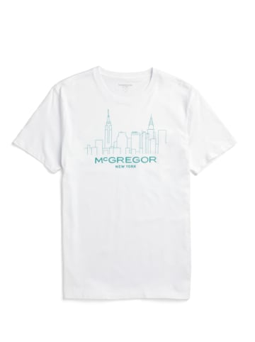 McGregor Koszulka w kolorze białym