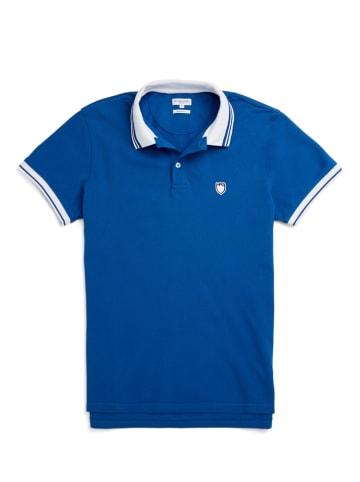 McGregor Koszulka polo w kolorze niebieskim