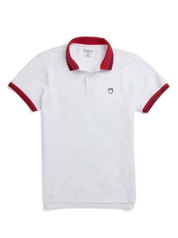 McGregor Poloshirt in Weiß