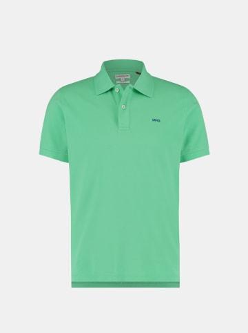 McGregor Poloshirt groen