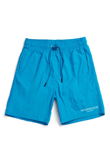 McGregor Szorty kąpielowe w kolorze niebieskim