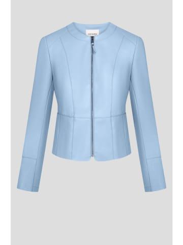 Orsay Kurtka przejściowa w kolorze błękitnym