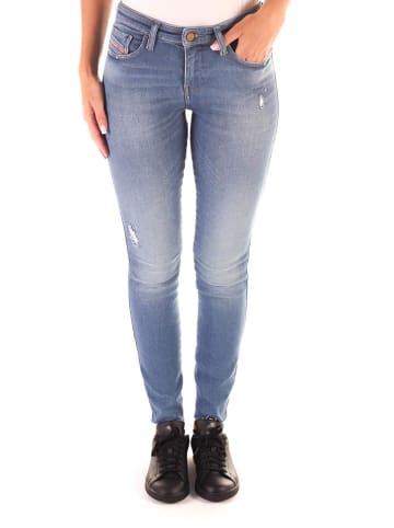 "Diesel Clothes Spijkerbroek ""Skinzee"" - super skinny fit -  blauw"