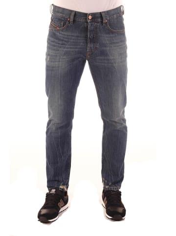 "Diesel Clothes Spijkerbroek ""Mharky"" - regular straight fit - donkerblauw"