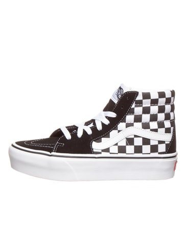 """Vans Sneakers """"SK8-HI ® PLATFORM 2.0"""" zwart/wit"""
