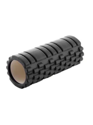 Jocca Roller fitness w kolorze ciemnoszarym - (S)33 x Ø 14 cm