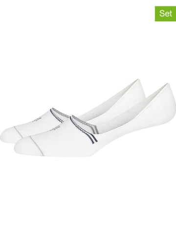 Marc O´Polo Legwear 4-delige set: voetjes wit