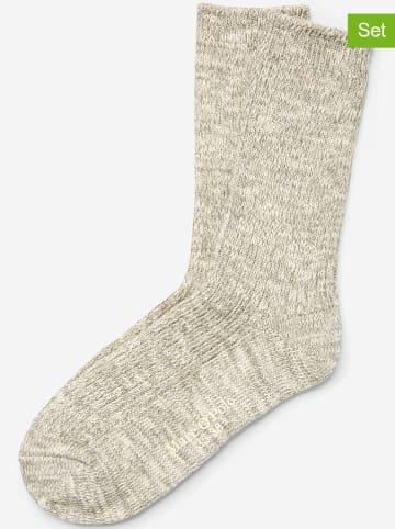Marc O´Polo Legwear 2er-Set: Socken in Grau