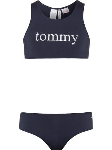Tommy Hilfiger Bikini w kolorze granatowym