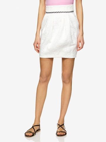 Benetton Spódnica w kolorze białym