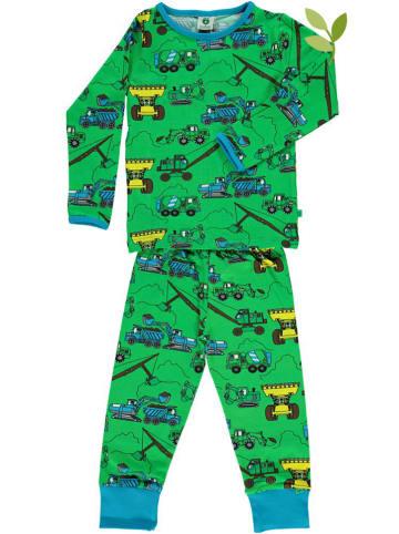Småfolk Pyjama groen