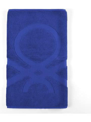 Benetton Ręcznik w kolorze niebieskim do rąk - 80 x 50 cm