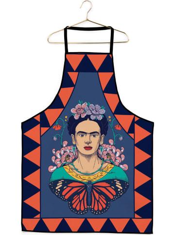 "Madre Selva Fartuch kuchenny ""Frida Butterfly"" ze wzorem"