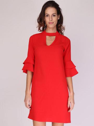 """Revd'Elle Sukienka """"Bridge"""" w kolorze czerwonym"""