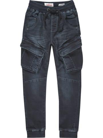 """Vingino Spijkerbroek """"Carlos"""" donkerblauw"""