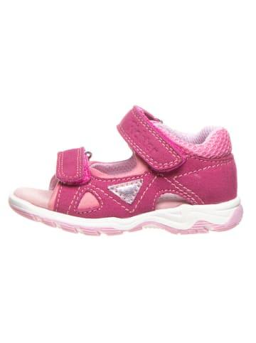Richter Shoes Sandalen roze