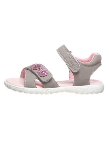 Richter Shoes Sandalen in Grau