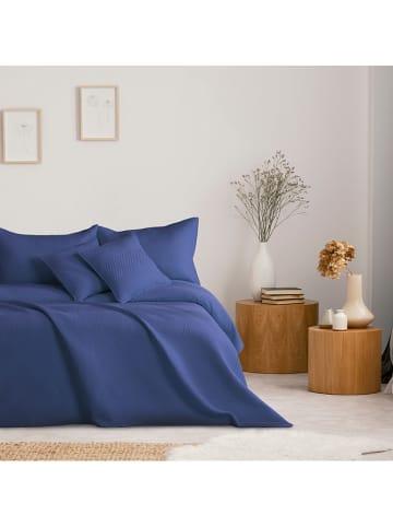 Deco King Narzuta w kolorze niebieskim