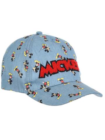 """Disney Mickey Mouse Czapka """"Mickey Mouse"""" w kolorze błękitnym"""