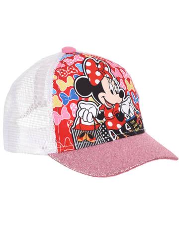 """Disney Minnie Mouse Pet """"Minnie Mouse"""" roze/ wit"""