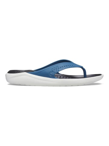 """Crocs Teenslippers """"Lite Ride"""" blauw"""