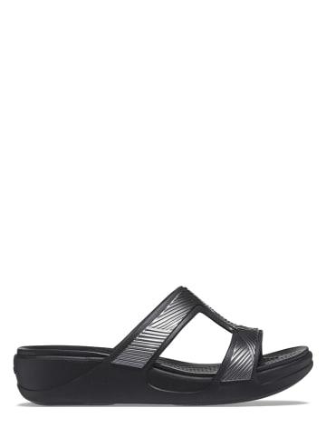 """Crocs Slippers """"Monterey"""" zwart"""