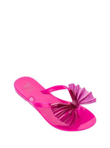 Melissa Japonki w kolorze różowym
